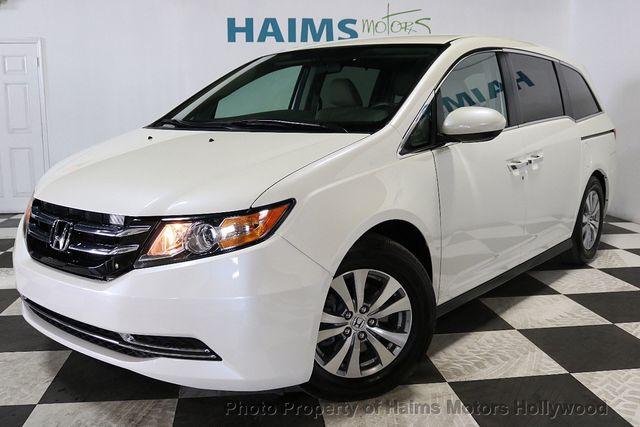 2017 Honda Odyssey Se >> 2017 Used Honda Odyssey Se Automatic At Haims Motors Serving Fort