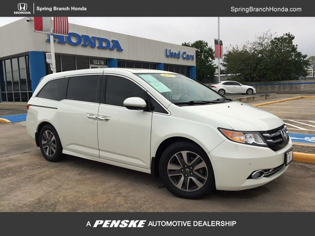 2017 Honda Odyssey Touring >> 2017 Used Honda Odyssey Touring Elite Automatic At Spring Branch Honda Serving Houston Sugar Land Katy Tx Iid 19496064