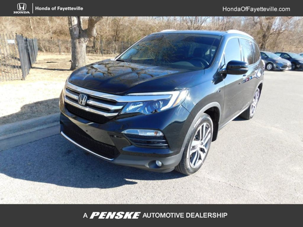 Dealer Video - 2017 Honda Pilot Elite AWD - 17274497
