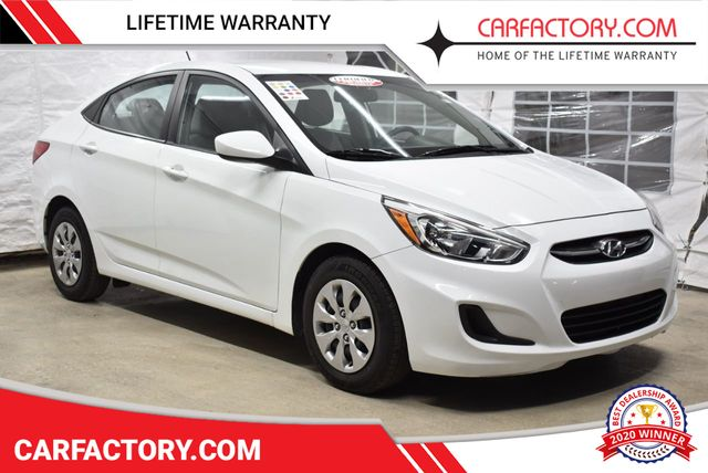 Hyundai Accent Hatchback >> 2017 Used Hyundai Accent Se Hatchback Automatic 4 Door 6a Sedan 4 Dr At Car Factory Outlet Serving Miami Dade Broward Palm Beach Collier And Monroe
