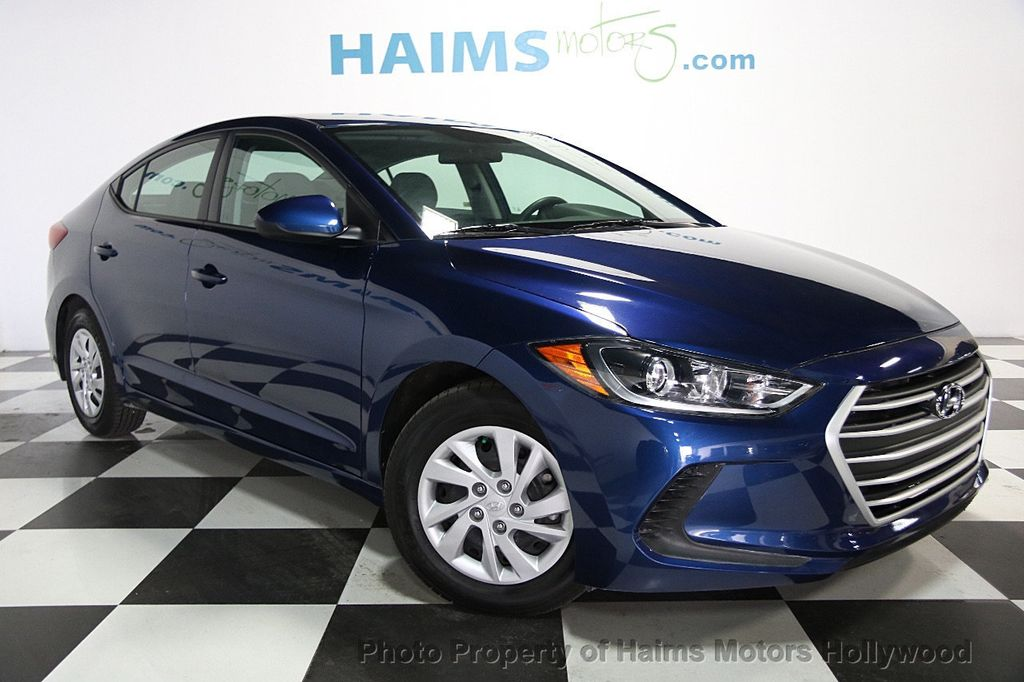 2017 Used Hyundai Elantra Se 2 0l Automatic At Haims