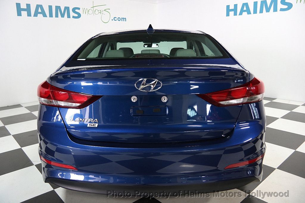 2017 used hyundai elantra se 2 0l automatic at haims motors hollywood serving fort lauderdale. Black Bedroom Furniture Sets. Home Design Ideas