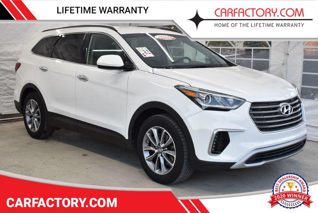 2017 Hyundai Santa Fe  - 18546205 - 0