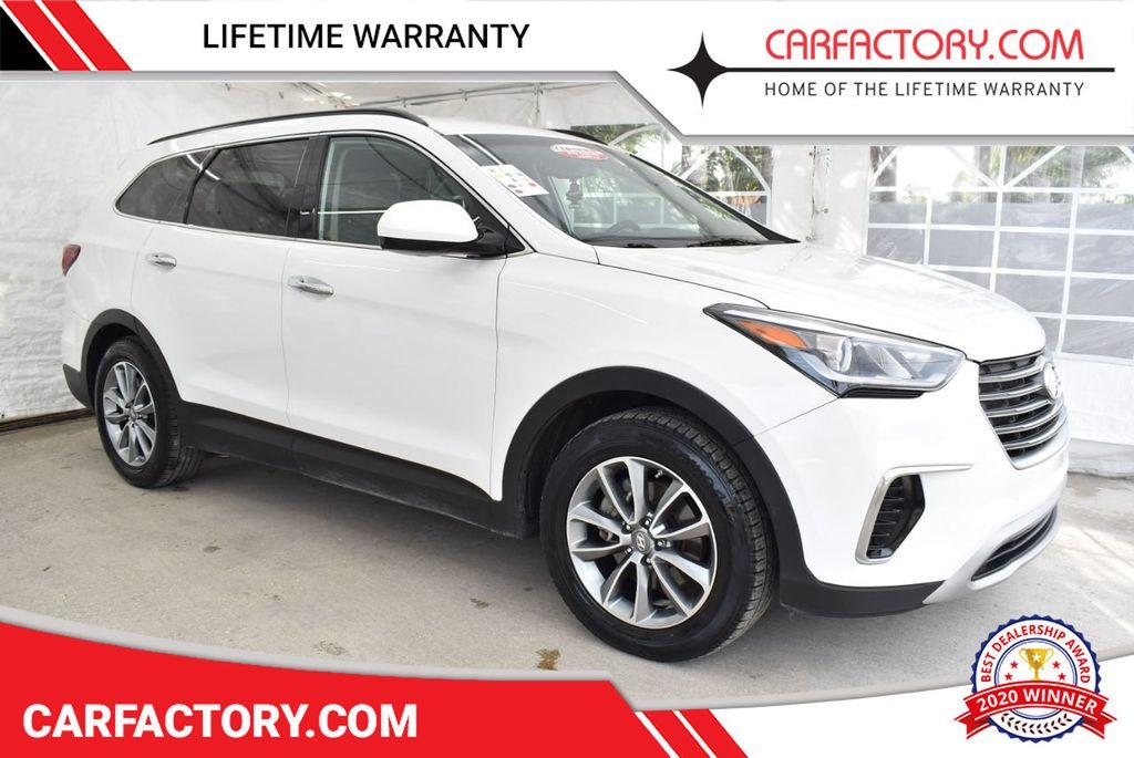 2017 Hyundai Santa Fe 6LS2 - 18432684 - 0