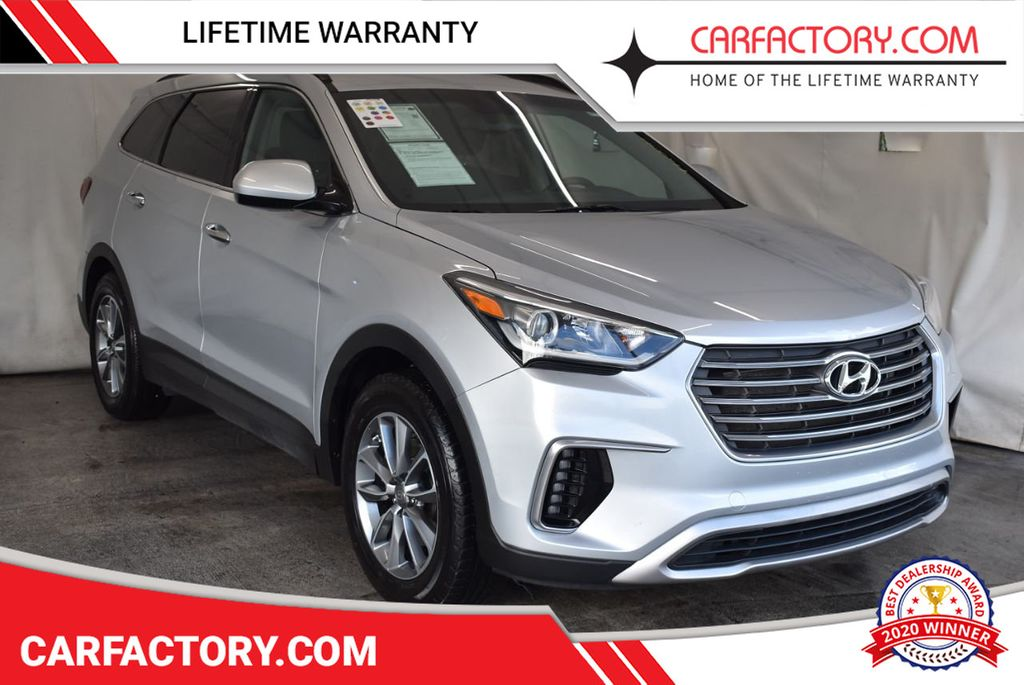 2017 Hyundai Santa Fe Limited 3.3L Automatic - 18093581 - 0