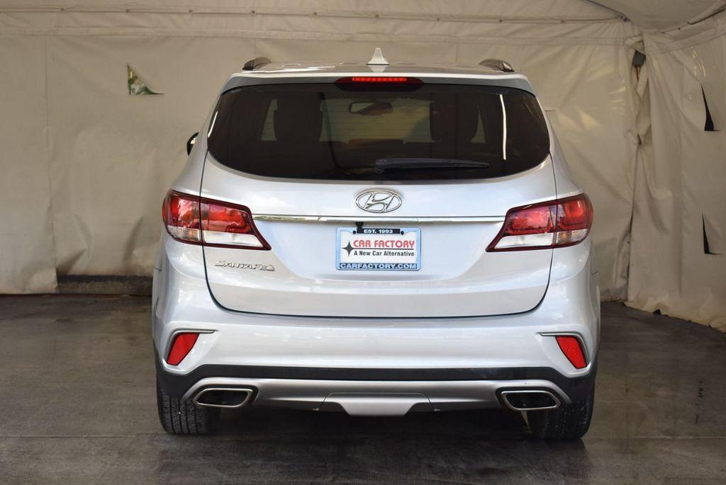 2017 Hyundai Santa Fe Limited 3.3L Automatic - 18093581 - 7