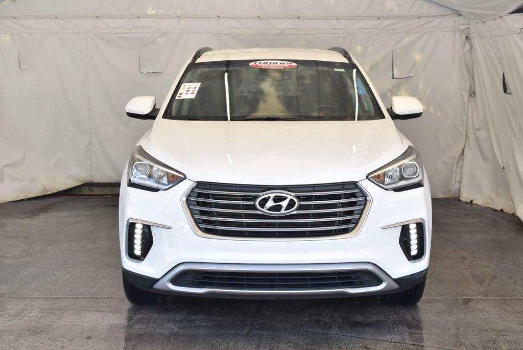 2017 Hyundai Santa Fe Limited 3.3L Automatic - 18093580 - 13