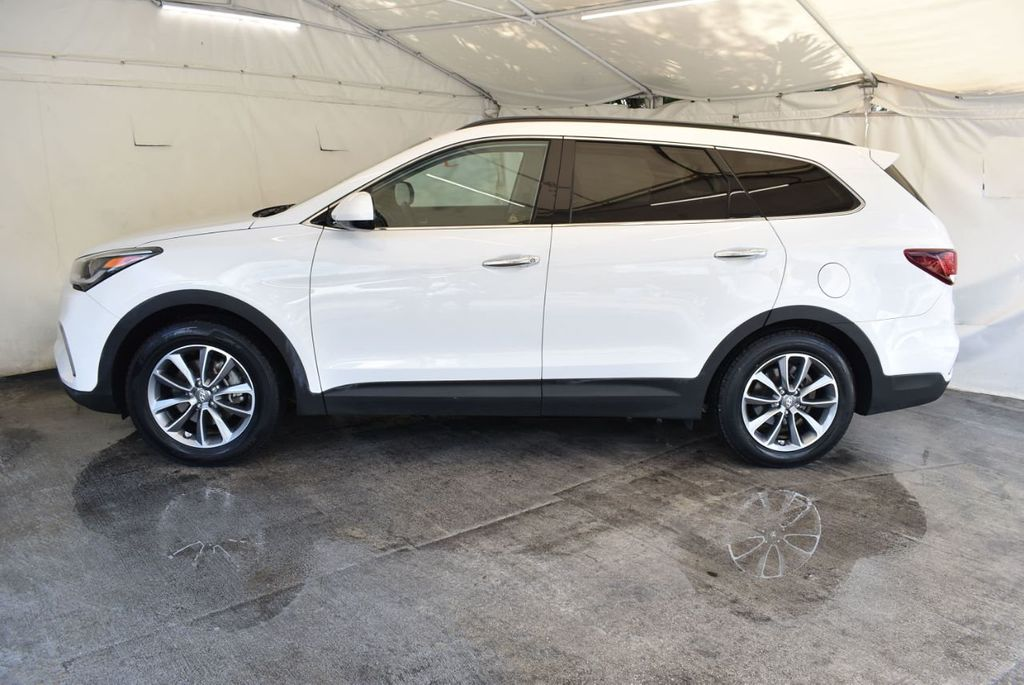 2017 Hyundai Santa Fe Limited 3.3L Automatic - 18093580 - 14