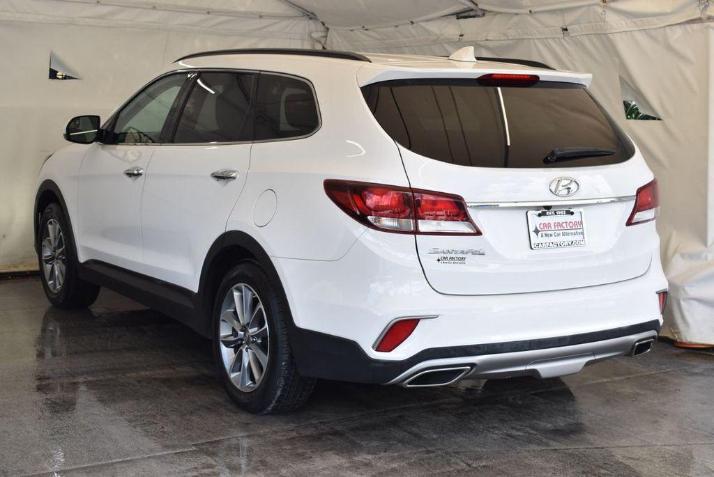 2017 Hyundai Santa Fe Limited 3.3L Automatic - 18093580 - 15