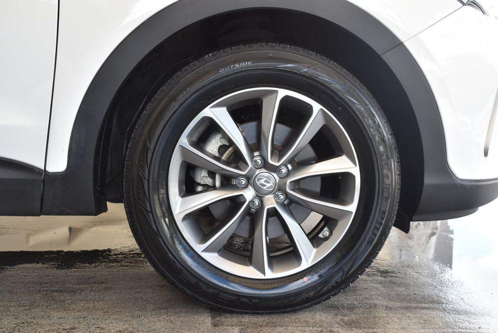 2017 Hyundai Santa Fe Limited 3.3L Automatic - 18093580 - 18
