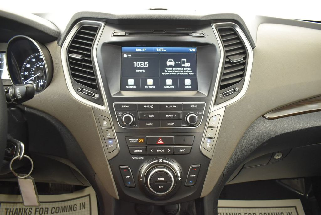 2017 Hyundai Santa Fe Limited 3.3L Automatic - 18093580 - 8