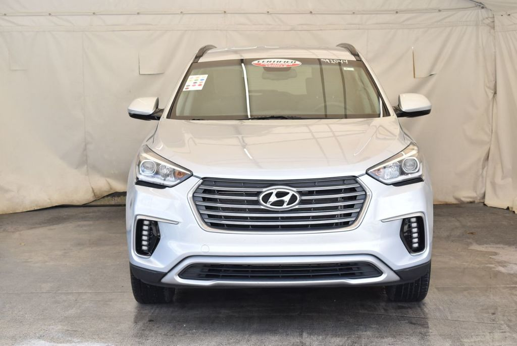 2017 Hyundai Santa Fe SE 3.3L Automatic - 17924954 - 3