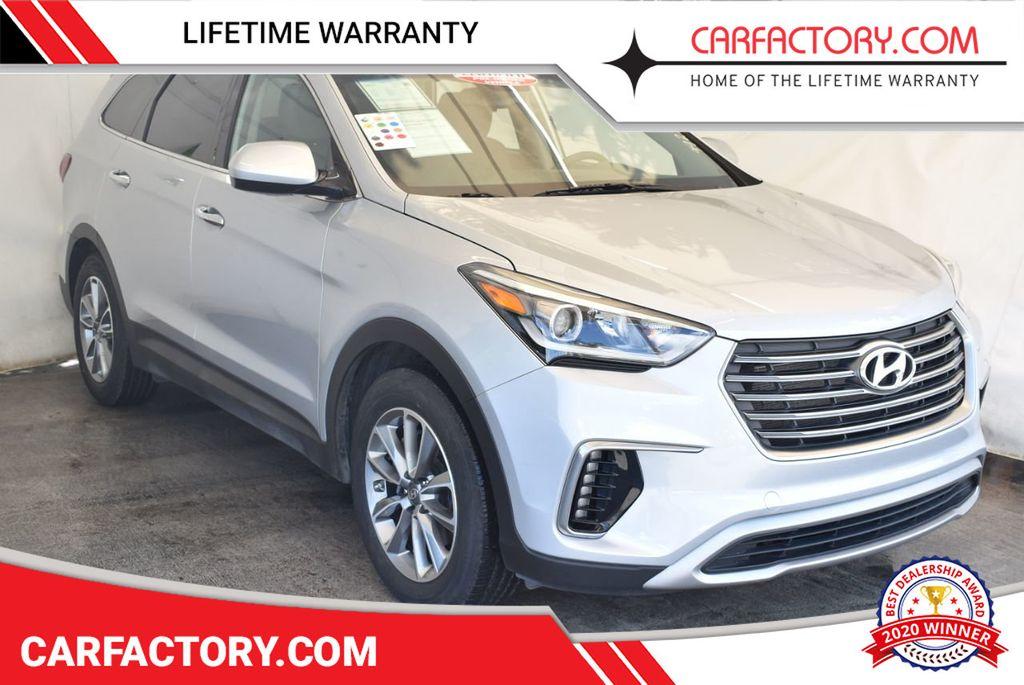 2017 Hyundai Santa Fe SE 3.3L Automatic - 18122115 - 0