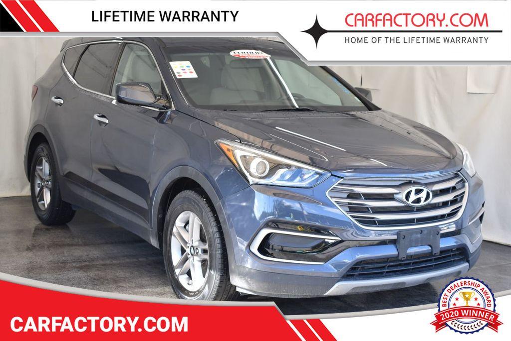 2017 Hyundai Santa Fe Sport 2.4L Automatic - 18093583 - 0