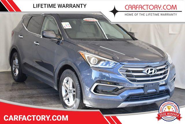 2017 Hyundai Santa Fe Sport 2 4l Automatic