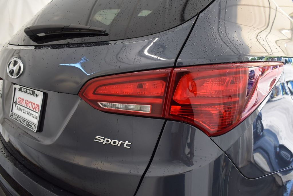 2017 Hyundai Santa Fe Sport 2.4L Automatic - 18093583 - 1