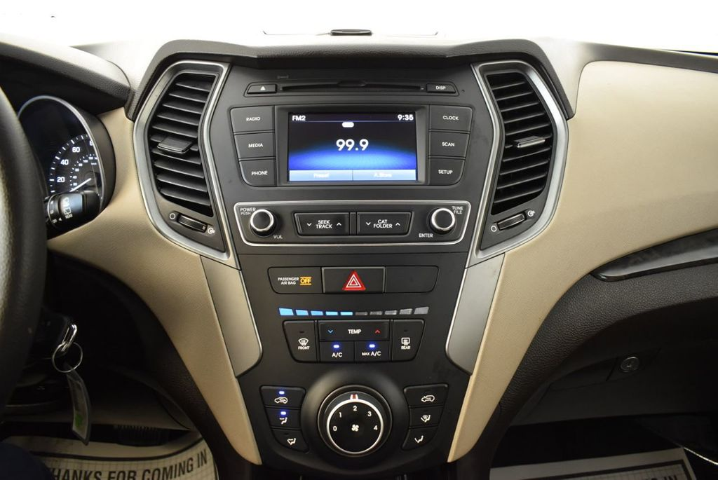 2017 Hyundai Santa Fe Sport 2.4L Automatic - 18093583 - 20