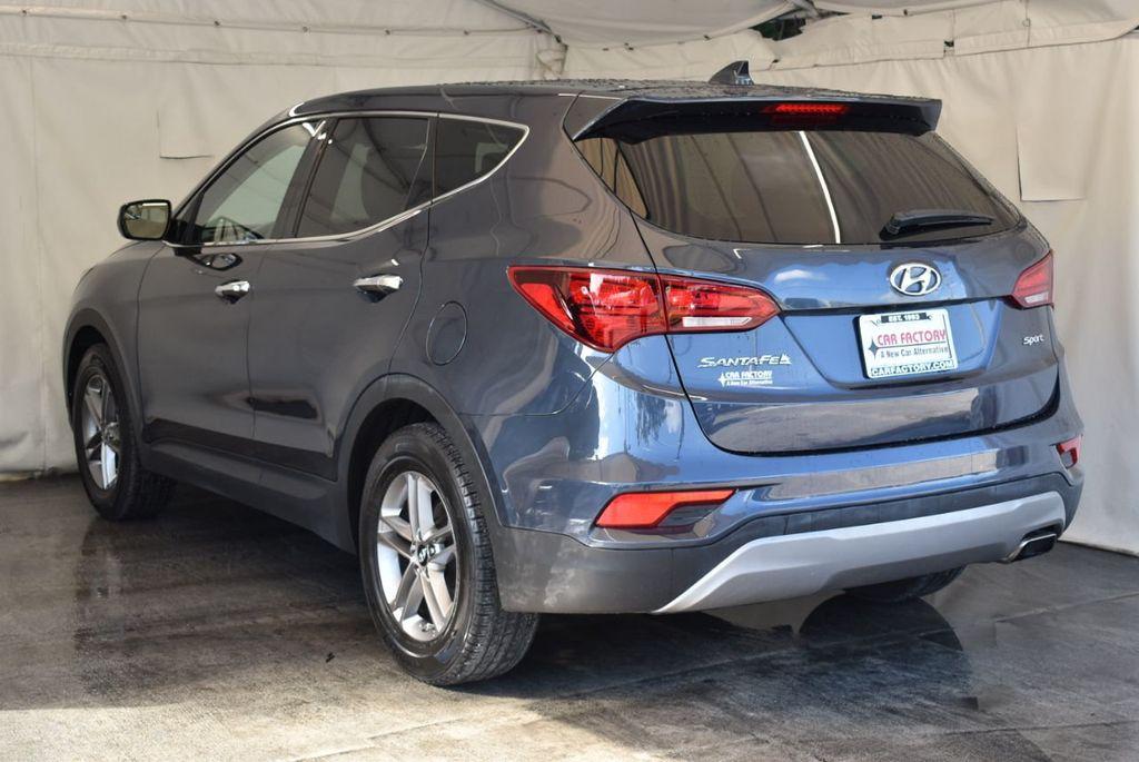 2017 Hyundai Santa Fe Sport 2.4L Automatic - 18093583 - 5