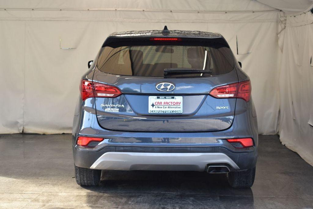 2017 Hyundai Santa Fe Sport 2.4L Automatic - 18093583 - 7