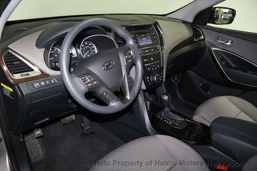 2017 used hyundai santa fe sport 2 4l automatic at haims - Hyundai santa fe sport interior photos ...