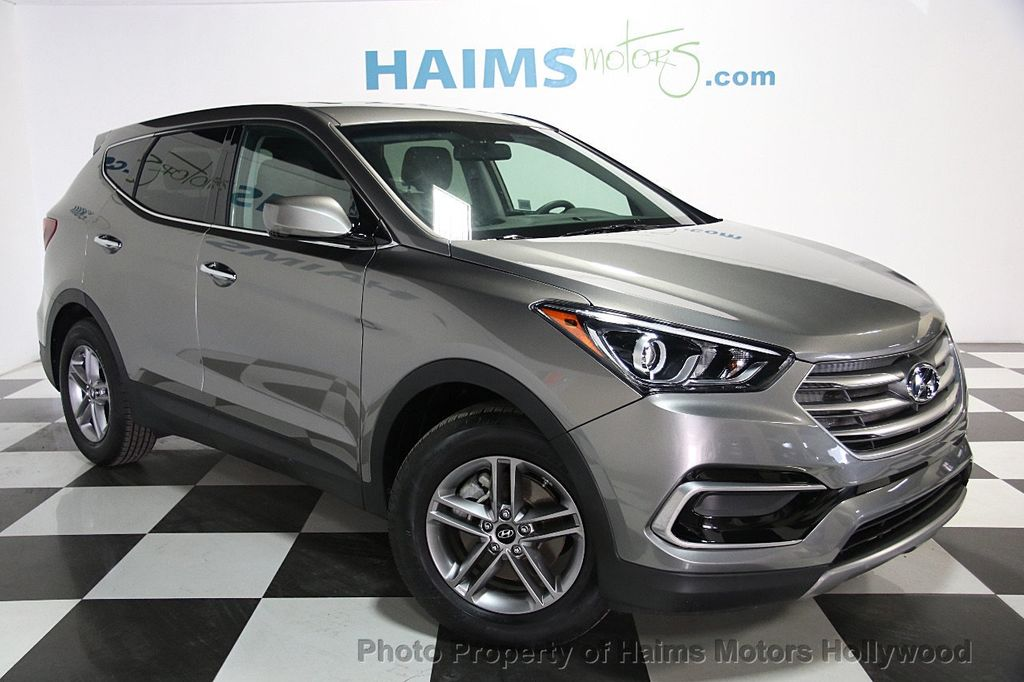 2017 Hyundai Santa Fe Sport >> 2017 Used Hyundai Santa Fe Sport 2.4L Automatic at Haims Motors Serving Fort Lauderdale ...