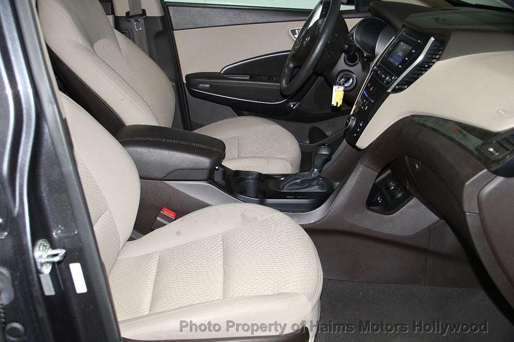 2017 Hyundai Santa Fe Sport 2.4L Automatic   17302481   14