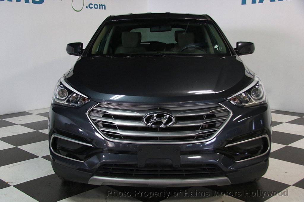2017 used hyundai santa fe sport 2 4l automatic at haims. Black Bedroom Furniture Sets. Home Design Ideas