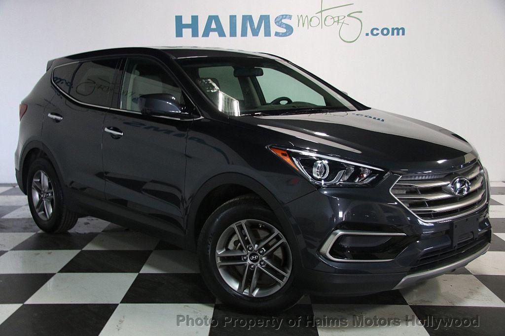 Perfect 2017 Hyundai Santa Fe Sport 2.4L Automatic   17302481   3