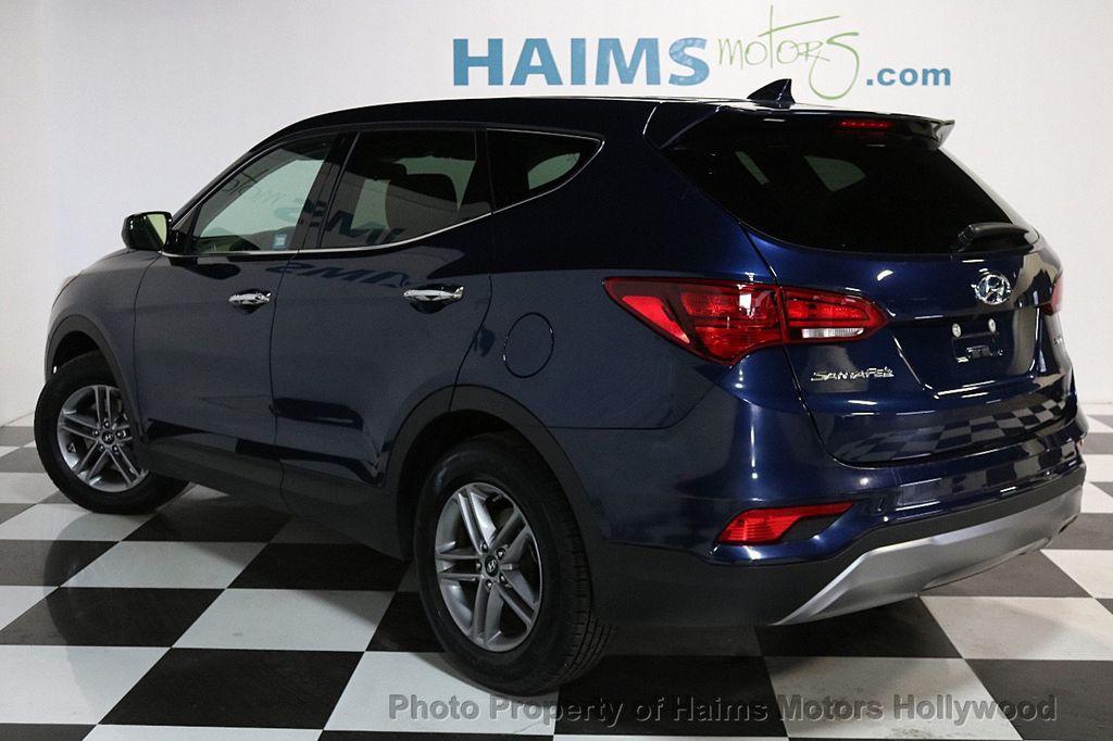 2017 Hyundai Santa Fe Sport 2 4l Automatic 17433172 4