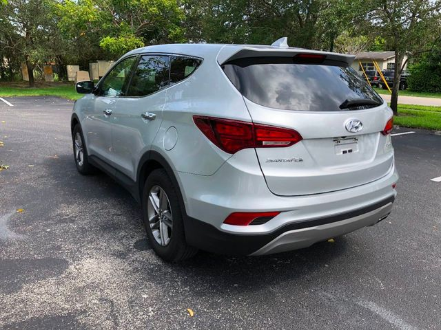 2017 Hyundai Santa Fe Sport 2.4L Automatic - Click to see full-size photo viewer