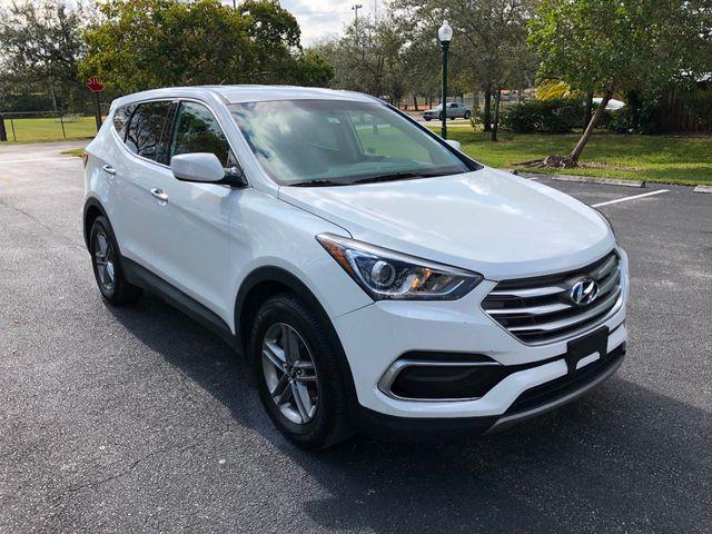 2017 Hyundai Santa Fe Sport 2.4L Automatic - Click to see full-size photo viewer