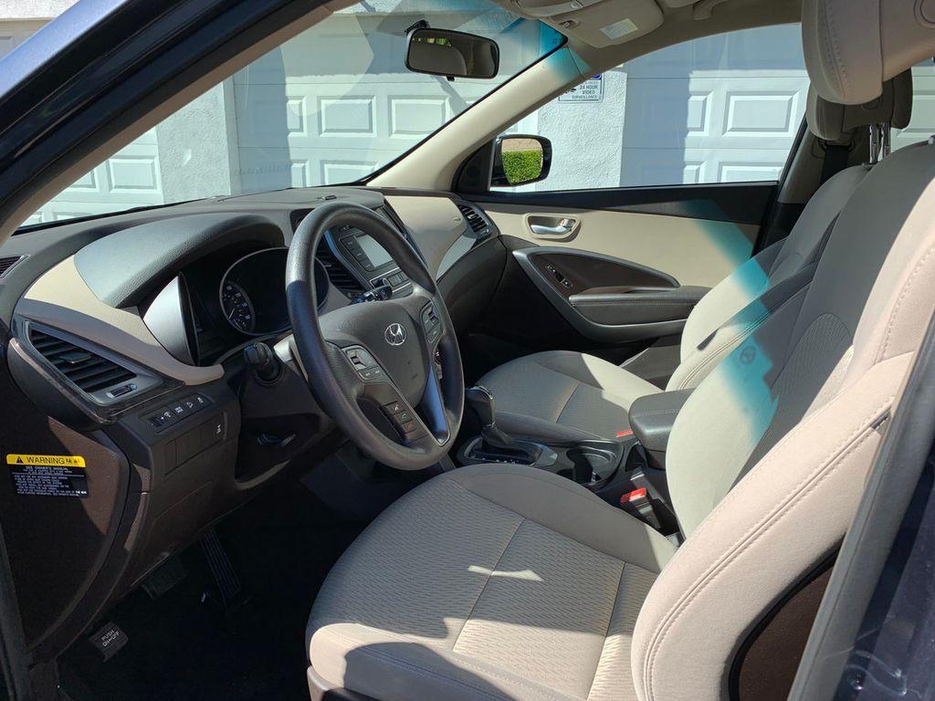 2017 Hyundai Santa Fe Sport 2.4L Automatic - 18574995 - 15