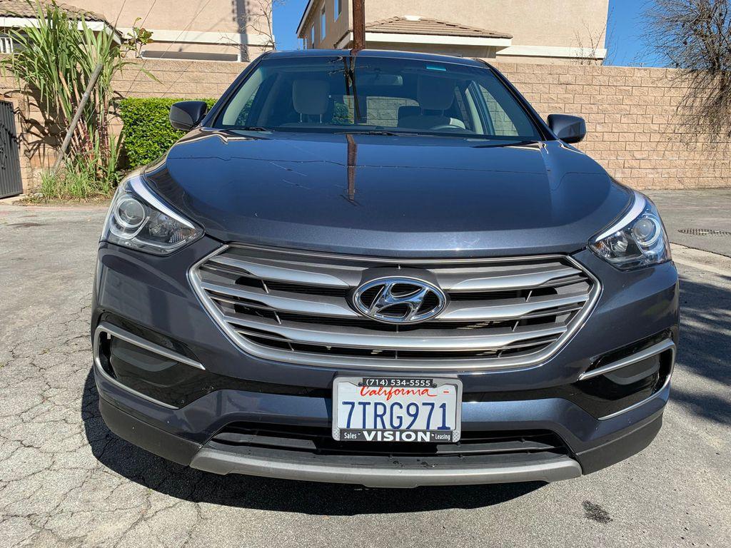 2017 Hyundai Santa Fe Sport 2.4L Automatic - 18574995 - 1