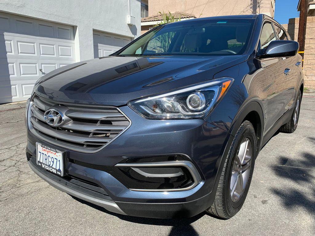 2017 Hyundai Santa Fe Sport 2.4L Automatic - 18574995 - 2