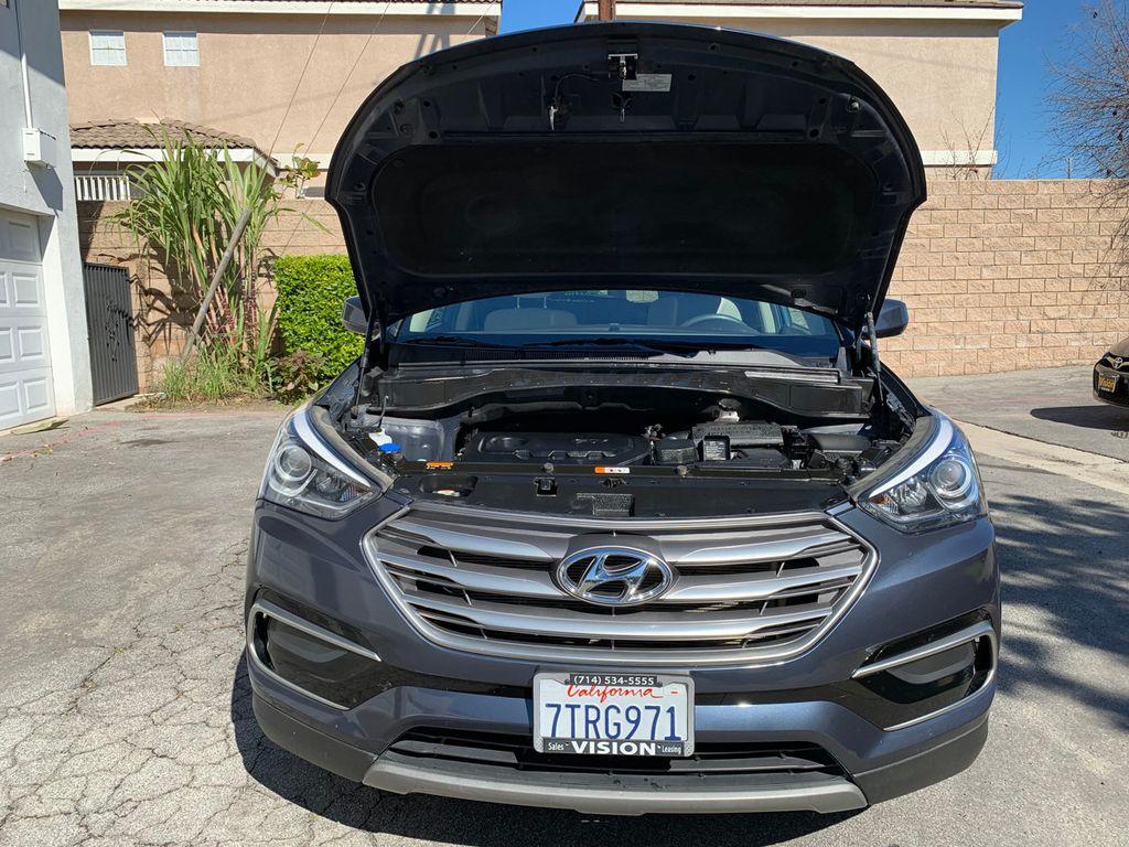 2017 Hyundai Santa Fe Sport 2.4L Automatic - 18574995 - 35