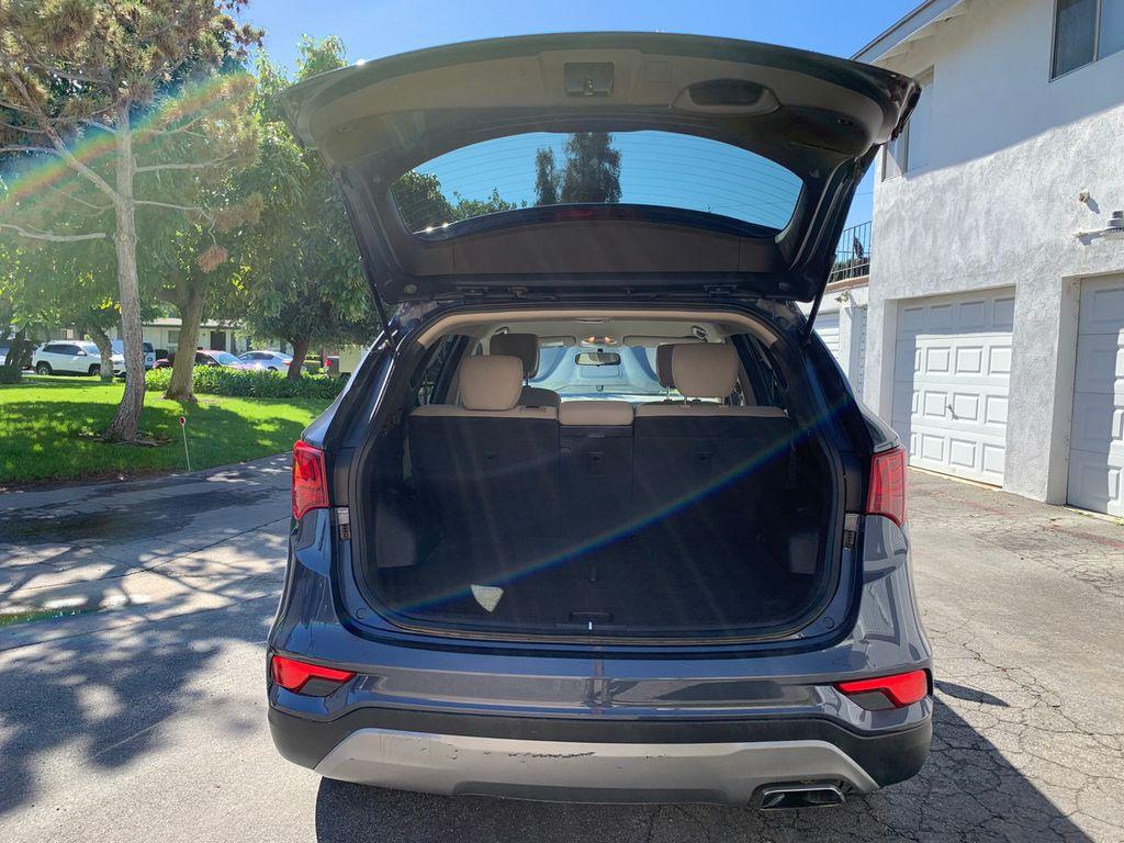 2017 Hyundai Santa Fe Sport 2.4L Automatic - 18574995 - 36