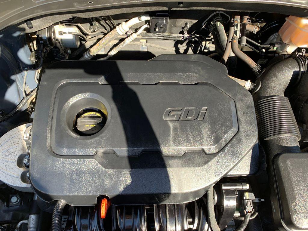 2017 Hyundai Santa Fe Sport 2.4L Automatic - 18574995 - 38