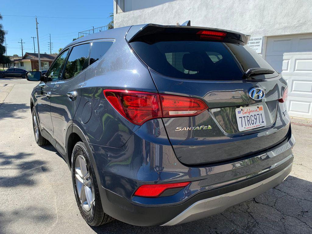 2017 Hyundai Santa Fe Sport 2.4L Automatic - 18574995 - 5