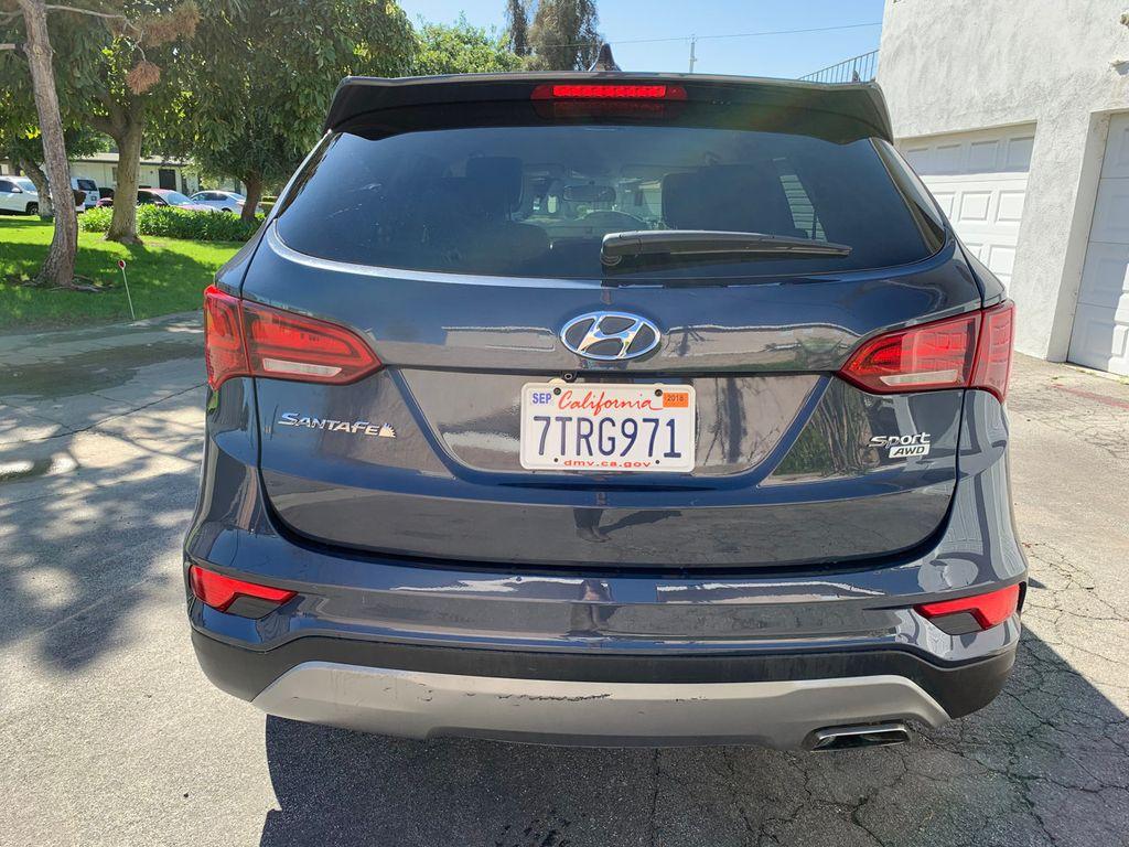 2017 Hyundai Santa Fe Sport 2.4L Automatic - 18574995 - 6