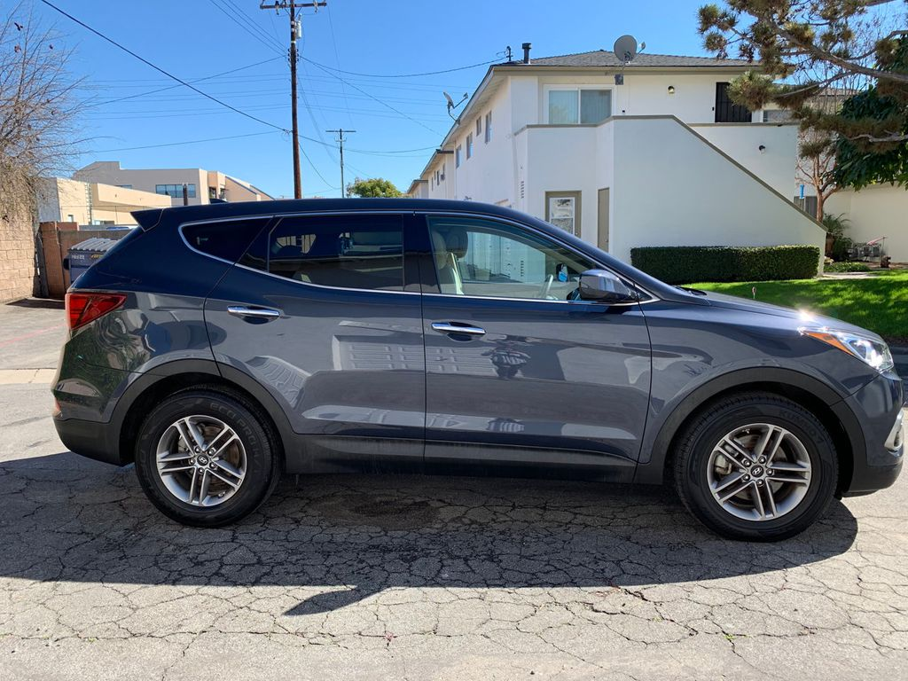 2017 Hyundai Santa Fe Sport 2.4L Automatic - 18574995 - 8
