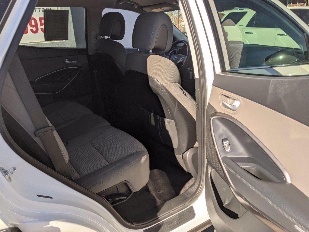2017 Hyundai Santa Fe Sport 2.4L Automatic   18178761   22