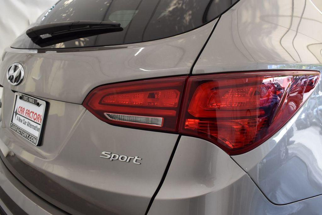 2017 Hyundai Santa Fe Sport 2.4L Automatic - 18093579 - 1