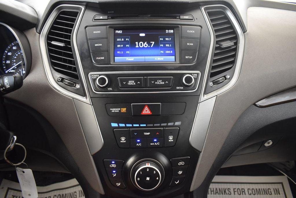 2017 Hyundai Santa Fe Sport 2.4L Automatic - 18093579 - 20