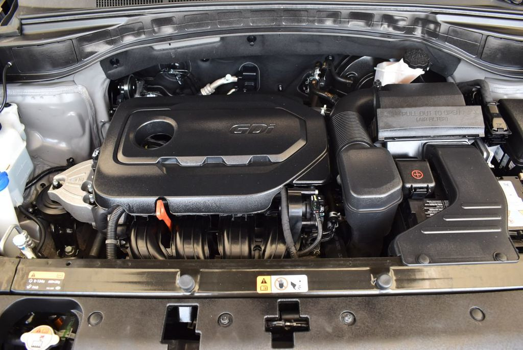 2017 Hyundai Santa Fe Sport 2.4L Automatic - 18093579 - 26