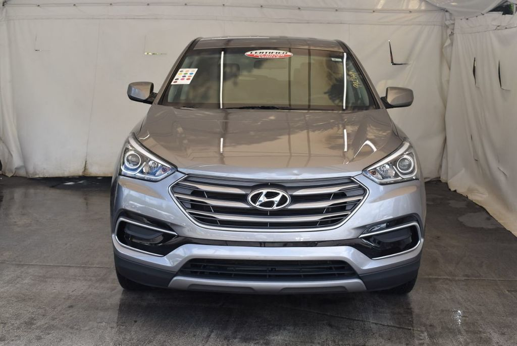 2017 Hyundai Santa Fe Sport 2.4L Automatic - 18093579 - 3