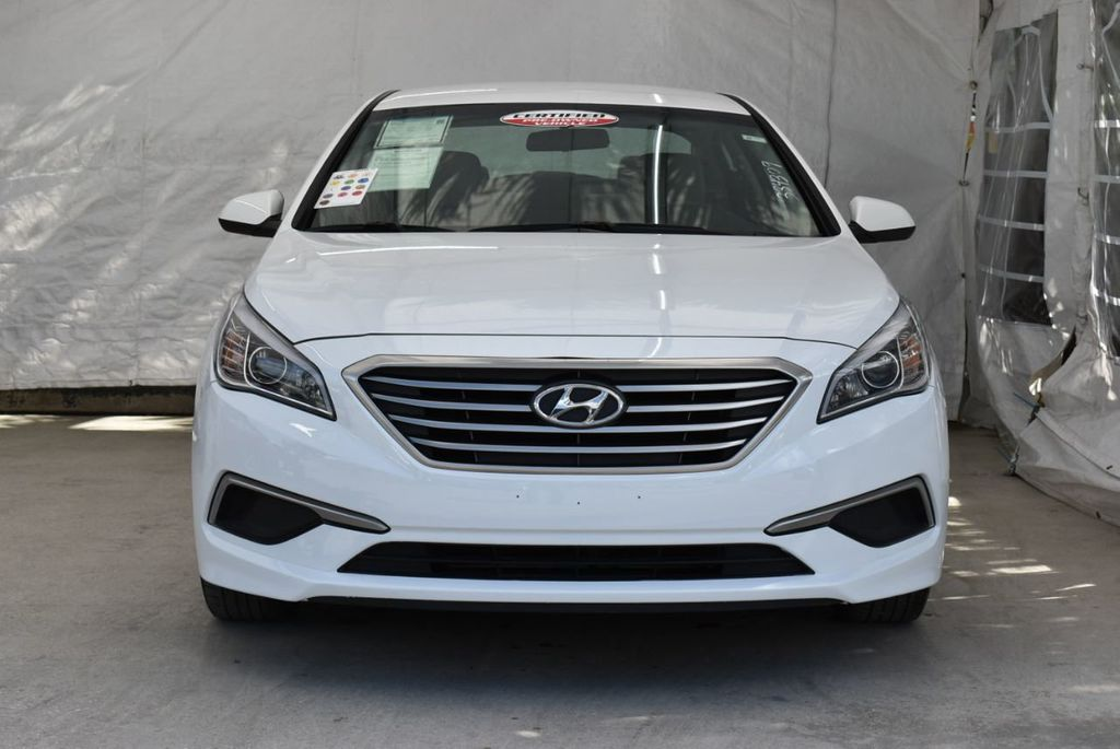 2017 Hyundai Sonata  - 18712677 - 2