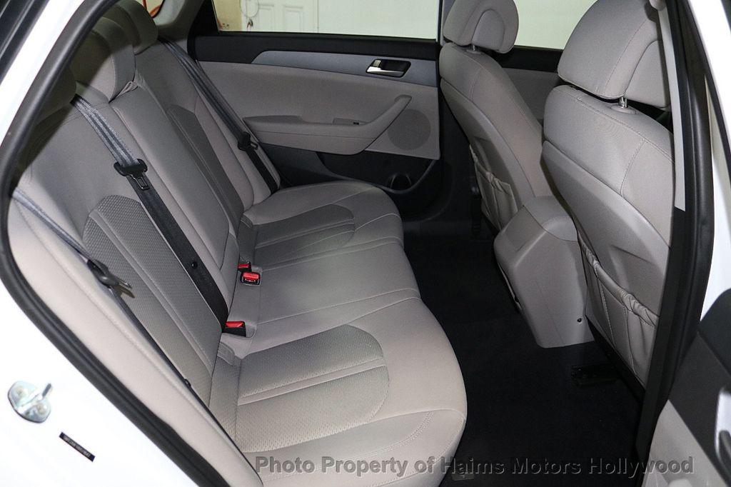 2017 Hyundai Sonata  - 18468410 - 14