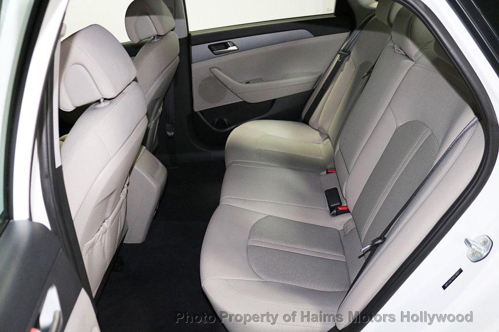 2017 Hyundai Sonata  - 18468410 - 15