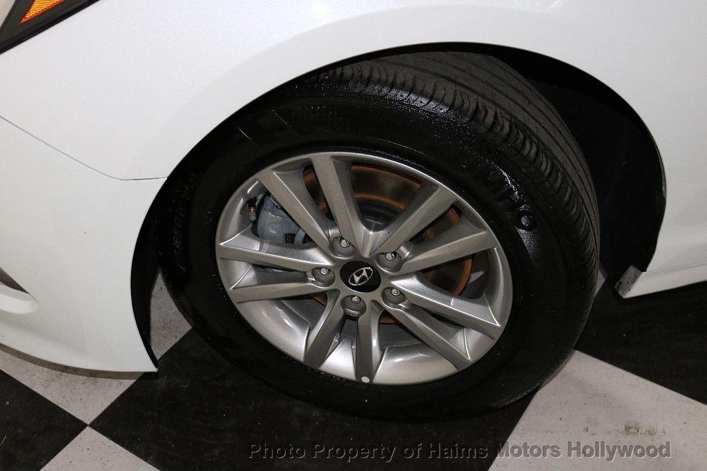 2017 Hyundai Sonata  - 18468410 - 27