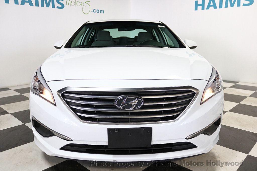 2017 Hyundai Sonata  - 18468410 - 2